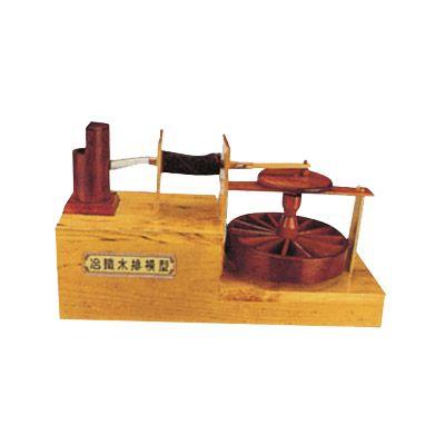 冶铁水排模型