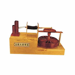 冶铁水排模型冶铁水排模型