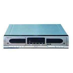 立体声双卡声双卡录音放音座SCR-398型(2520)