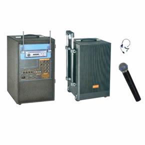 推拉式无线扩音机PE180DU(21380)