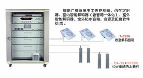 可寻址智能广播系统TC-2900B(212000)