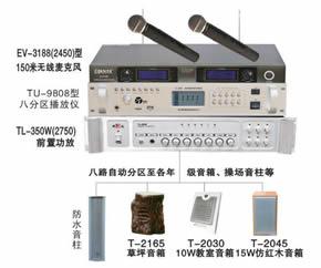 八分区高音质数码音乐播放仪TU-9808(2880)